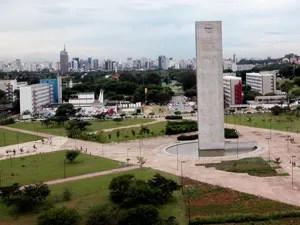 Campus da USP em São Paulo (Foto: Cecília Bastos / Usp Imagens / Divulgação)