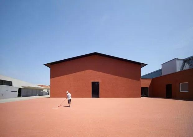 20 melhores fotos de arquitetura do ano (Foto:  Julien Lanoo/Divulgação)