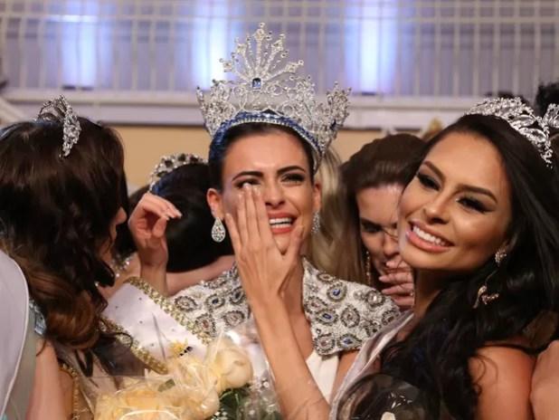 41 candidatas disputaram o título de Miss Mundo Brasil 2016 (Foto: Leonardo Rodrigues/Divulgação)