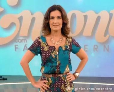 Encontro falará sobre mulheres que optam pela produção independente (Foto: Encontro com Fátima Bernardes/TV Globo)