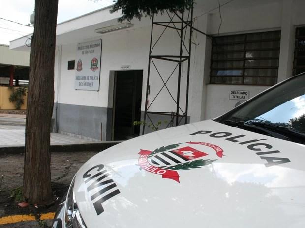 Delegacia de São Roque, Polícia Civil (Foto: Divulgação/São Roque Notícias)