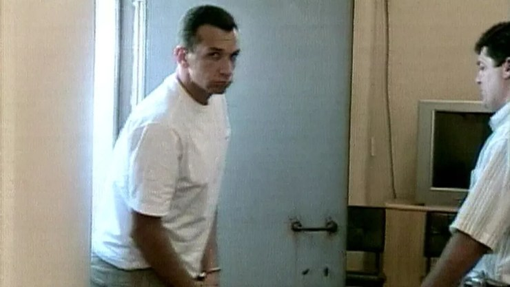 O chefe do PCC, Marcola, pode ser transferido do presídio de Presidente Venceslau (SP) para uma penitenciária federal — Foto: Reprodução de TV