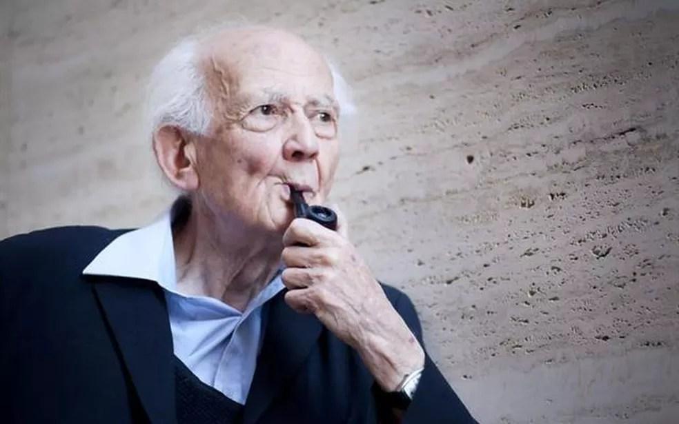 Zygmunt Bauman morreu aos 91 anos (Foto: Divulgação/Zahar)