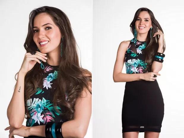 MATO GROSSO DO SUL - Camila Greggo (Foto: Lucas Ismael/Band/Divulgação)