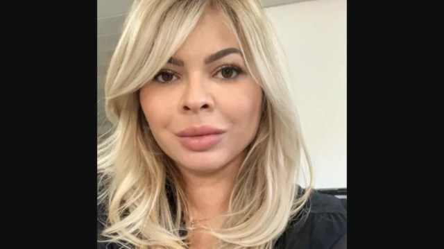 Rosilene Chaves foi achada morta em Porto Velho no dia 4 de agosto — Foto: Facebook/Reprodução