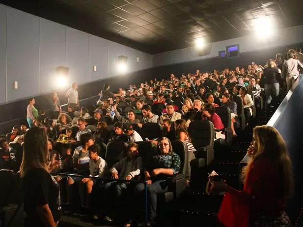 Mostra de Cinema do FIG exibirá 13 filmes durante o evento  (Foto: Bráulio Santana/Assessoria)