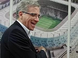 Ricardo Leitão - secretário extraordinário da Copa (Foto: Terni Castro / GloboEsporte.com)