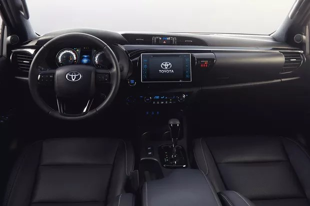 Toyota Hilux 2019 (Foto: Divulgação)