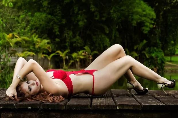 Amanda Gontijo (Foto: Demetrio Laurentys / Divulgação )