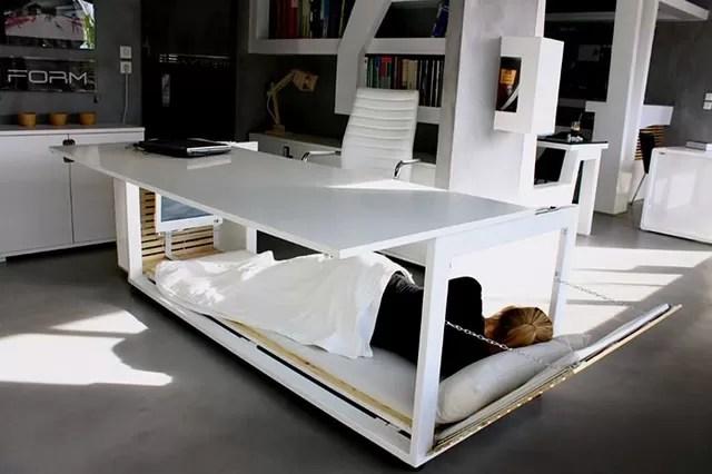 Cama-mesa