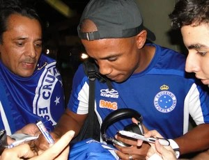 Borges Cruzeiro Salvador (Foto: Léo Simonini)