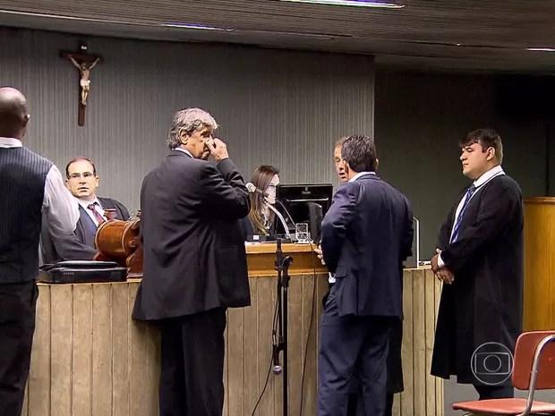 Mais um acusado de integrar o 'bando da degola' é condenado em Belo Horizonte (Foto: Reprodução/TV Globo)