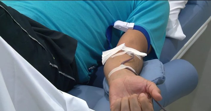 Quem pode doar sangue? — Foto: RPC/Reprodução