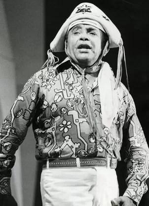 Luiz Gonzaga (Foto: Arquivo Editora Globo)