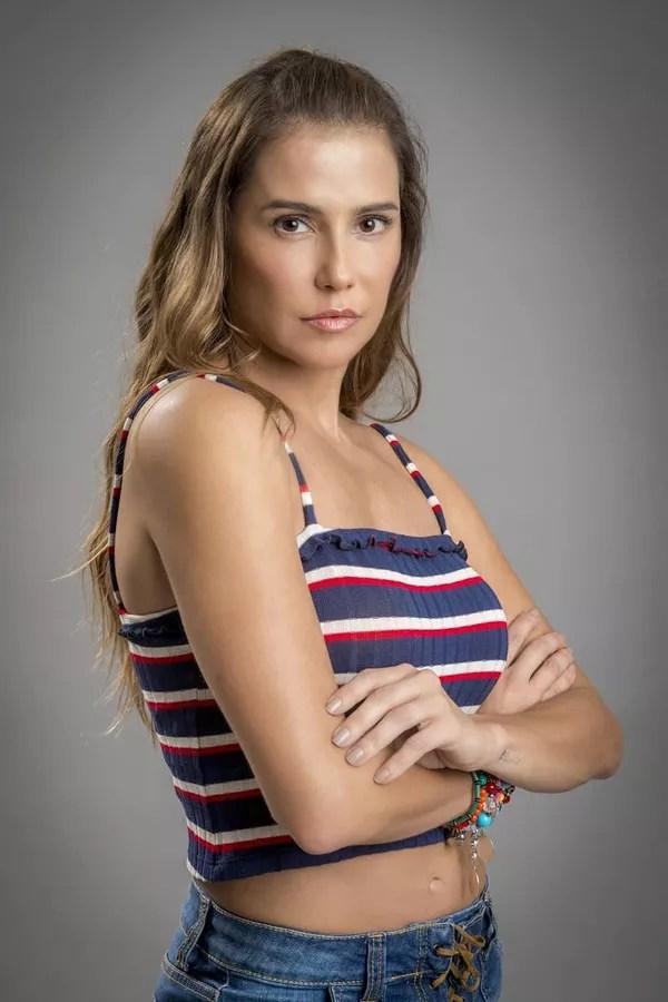 Deborah Secco como Karola (Foto: Reprodução/Instagram)