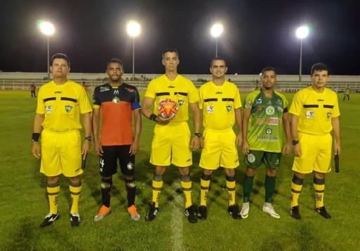 Assu empata com Globo FC e segue sem vencer no Campeonato Potiguar