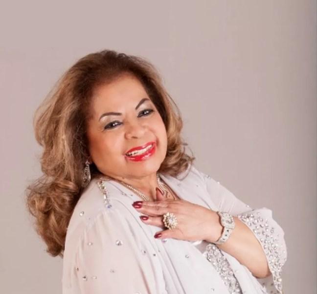 Angela Maria — Foto: Jair de Assis/Divulgação