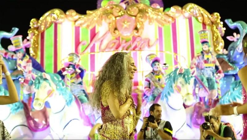 Maria Bethânia no documentário 'Fevereiros' — Foto: Divulgação