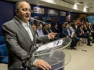 Governador de MT Pedro Taques (PSDB) (Foto: José Medeiros/GCom MT)