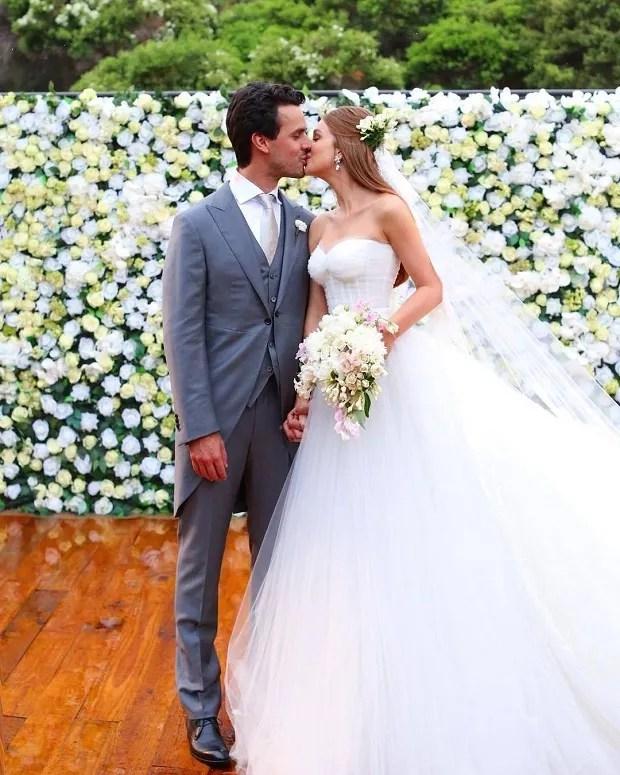 Marina Ruy Barbosa e Xande Negrão se casam em Campinas - Quem | QUEM News