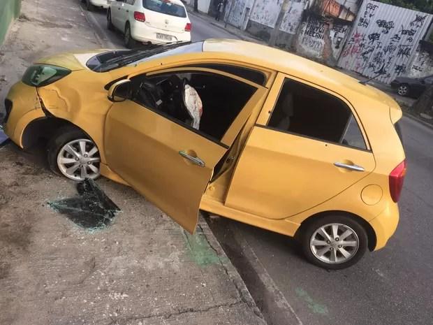 Jovem foi baleada durante uma tentativa de assalto a seu carro. (Foto: Divulgação)