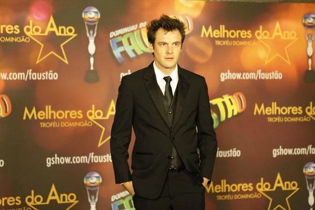 Sérgio Guizé no Prêmio Melhores do Ano (Foto: Marcos Serra Lima / EGO)