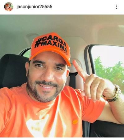 Vereador por Porto Calvo, Jason Junior, morreu em acidente de trânsito em São Luiz do Quitunde, AL — Foto: Reprodução/Instagram