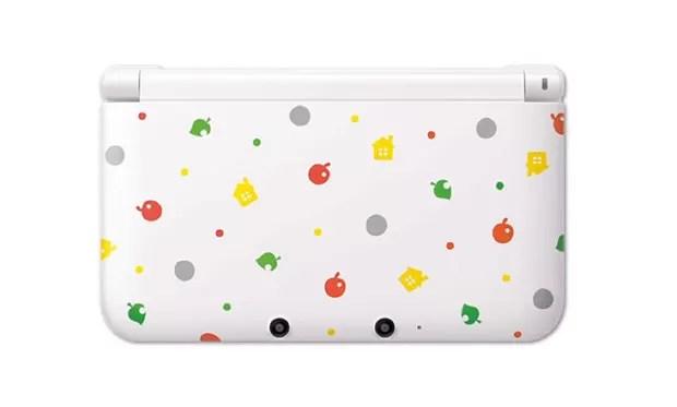 3DS XL de 'Animal Crossing' (Foto: Divulgação)