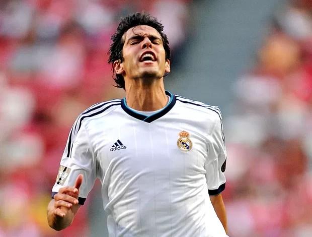 Kaká na partida do Real Madrid (Foto: Getty Images)
