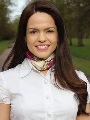 Larissa Romualdo Susuki, doutoranda de ciência da computação na University College London e bolsista da Google (Foto: Arquivo pessoal)