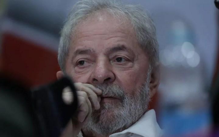 Defesa de Lula pediu a soltura dele após decisão do STF — Foto: Reprodução