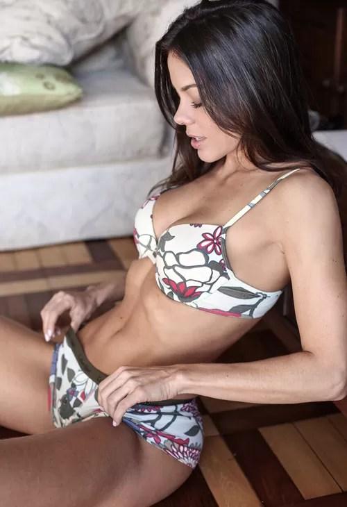Bárbara Gomes  (Foto: Drauzio Tuzolo / Divulgação)