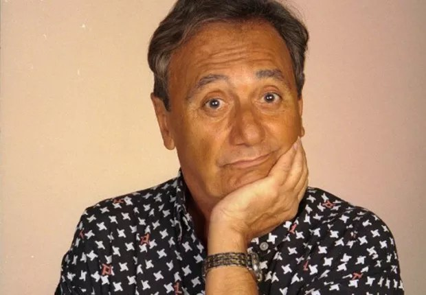 O humorista Agildo Ribeiro, de 86 anos, tinha problemas cardíacos (Foto: Divulgação)