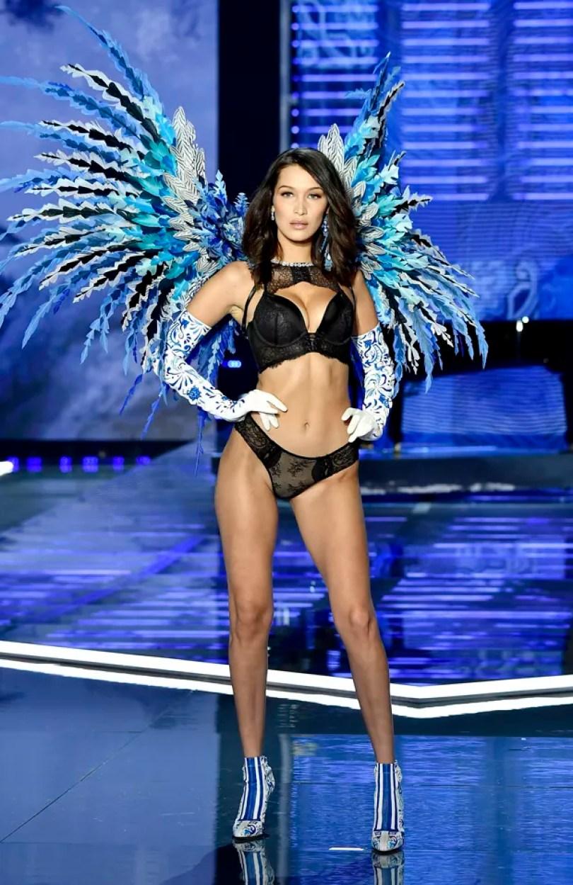 hadidi - 17 Modelos da Victoria's Secret que faltaram ao evento na China