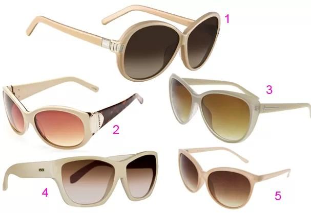 c54c362f65 óculos nude branquinhos (Foto  Divulgação)