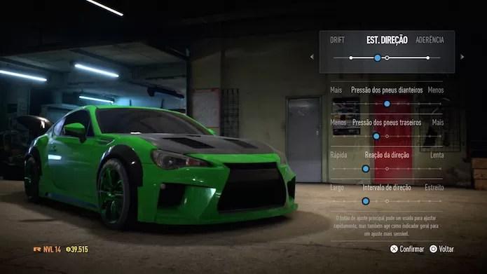 Como Tunar Os Carros Em Need For Speed Game Para PS4