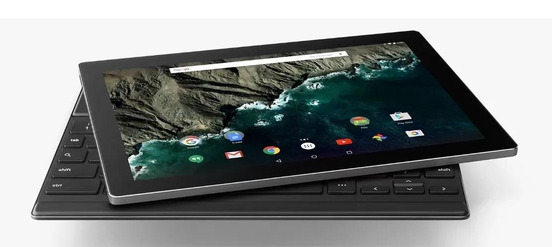 O Pixel C, novo tablet do Google (Foto: Divulgação)