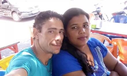 O casal Flávio e Lucimar  (Foto: Flávio Rodrigues/ Arquivo pessoal)