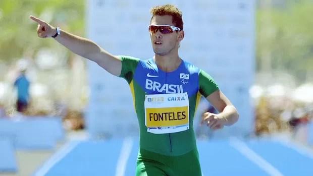 Alan fonteles copacabacana (Foto: Alexandre Durão / Globoesporte.com)