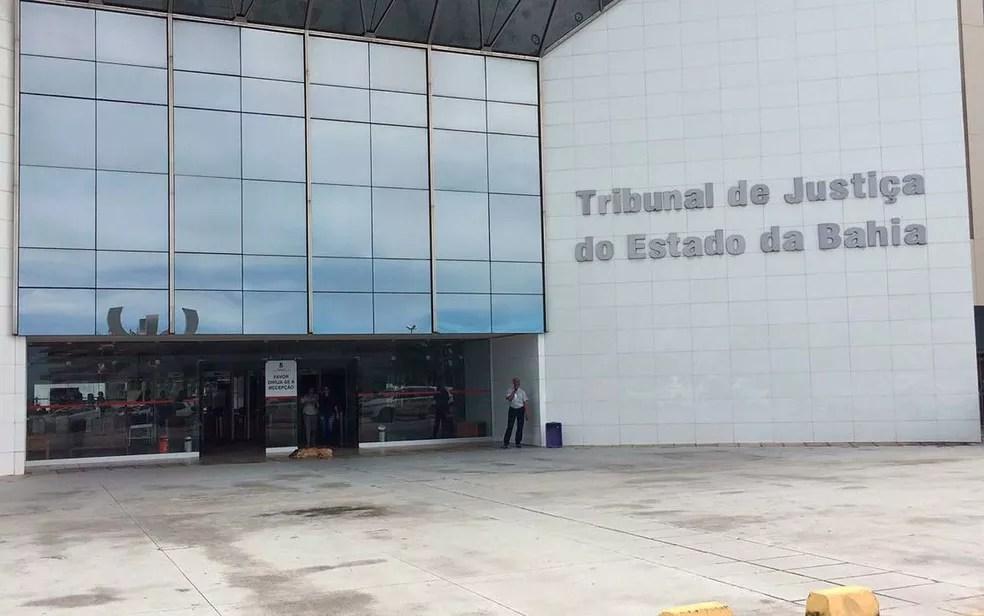 Trbunal de Justiça da Bahia não terá expediente em dias de jogos da Seleção Brasileira de Futebol na Copa do Mundo (Foto: Mauro Anchieta/TV Bahia)