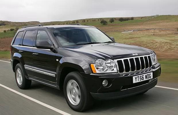 Chrysler convoca recall do modelo Jeep Grand Cherokee (Foto: Divulgação)