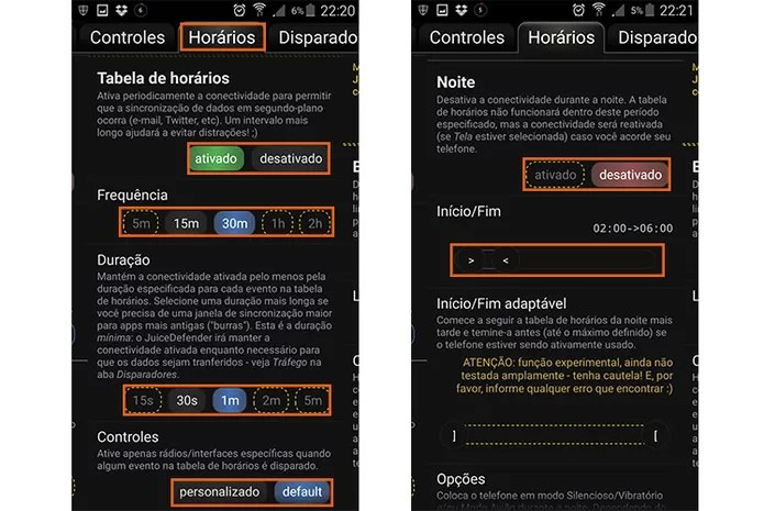 app-06 Aplicativo gratuito deixa a bateria do celular quase 'infinita'; aprenda a usar