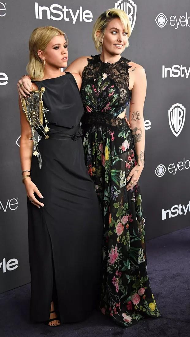 Paris Jackson e Sofia Richie (Foto: Getty Images)
