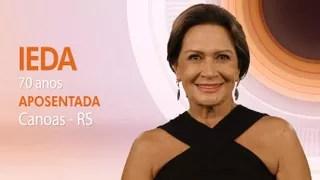 Ieda Wobeto (Foto: Divulgação/Globo)