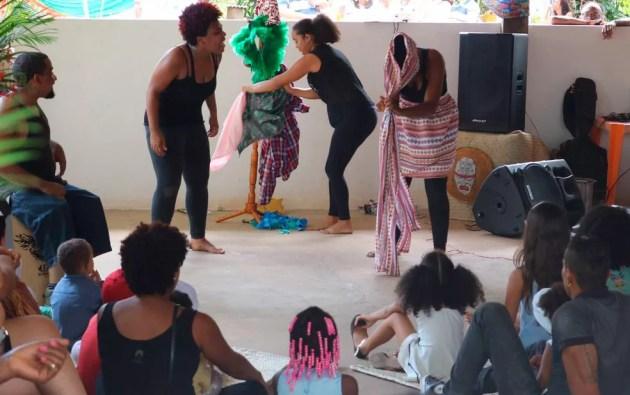 Espetáculo infantil 'AfroContos' entra em cartaz no mês de novembro (Foto: Divulgação)