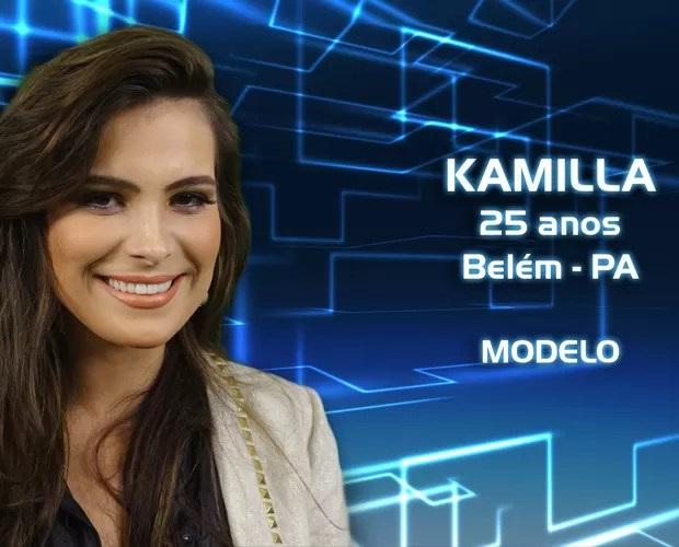 Kamilla (Foto: Reprodução/TV Globo)