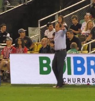 São Paulo x River Plate Rogério Ceni (Foto: Marcelo Prado)