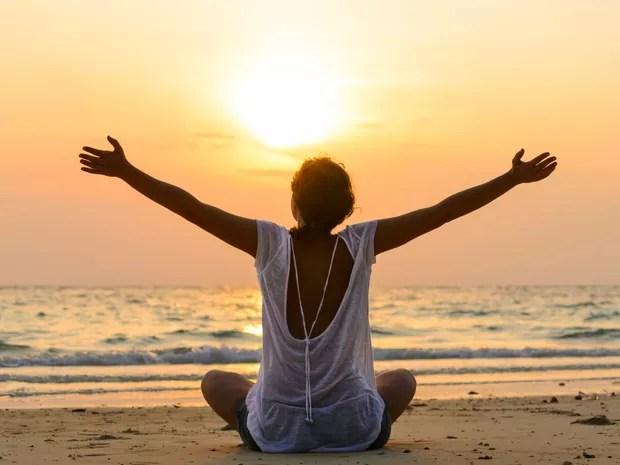 Meditação ; mindfulness ; felicidade ; viver melhor ; como relaxar ; estresse ; desestressar ; férias ; carreira ;  (Foto: Shutterstock)