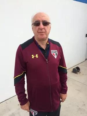 Jacobson, diretor de futebol do São Paulo (Foto: Marcelo Prado)