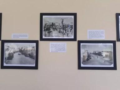 Exposição reúne 25 fotografias de Campina Grande no início do século XX — Foto: Ana Carolina Aragão/Divulgação